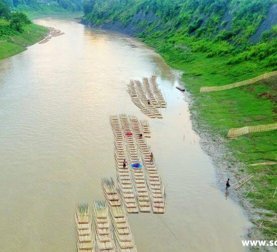 sangu river bandarban sofhor tourism
