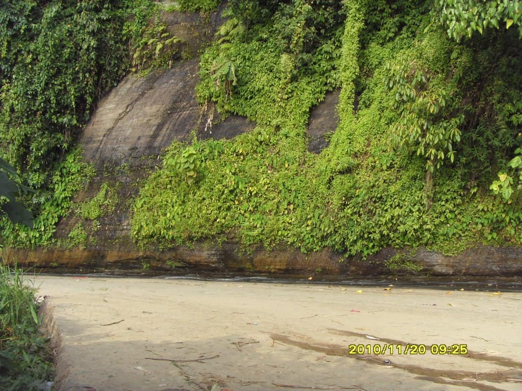 Risang Waterfall Sajek