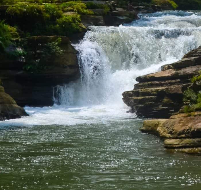 Amiakhum waterfall bandarban